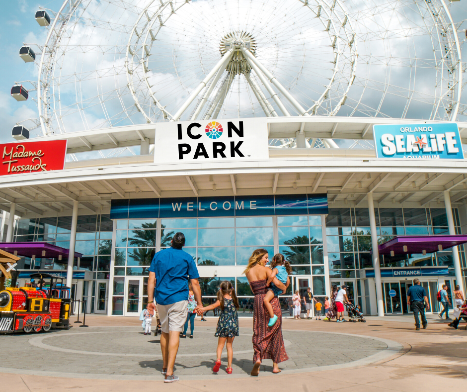 7 Reasons To Visit ICON Park Orlando