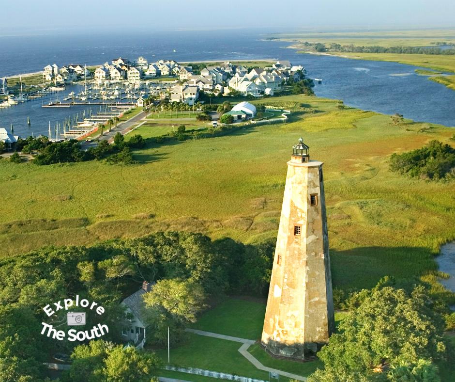 Bald Head Lighthouse N.C.