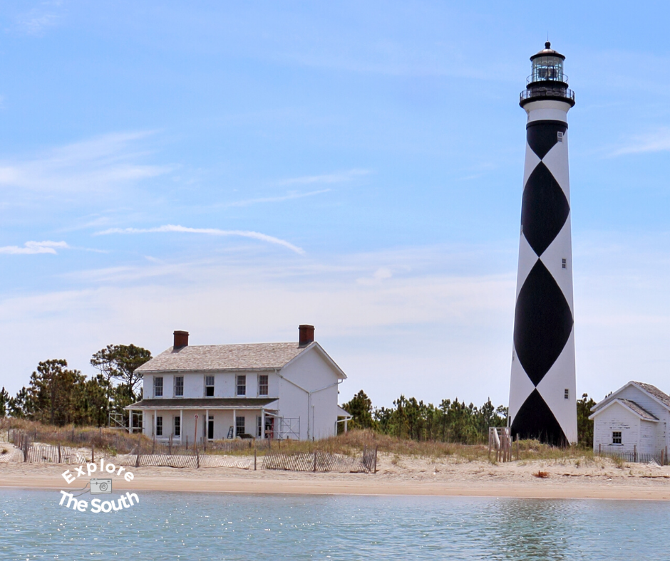 Cape Lookout Light Station