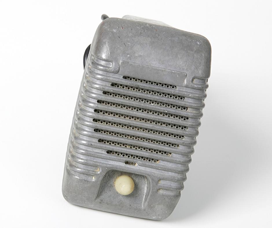 Drive In Movies Vintage Car Speaker