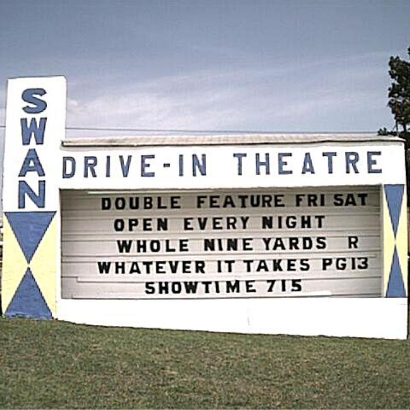 Swan Drive In Blue Ridge Ga.