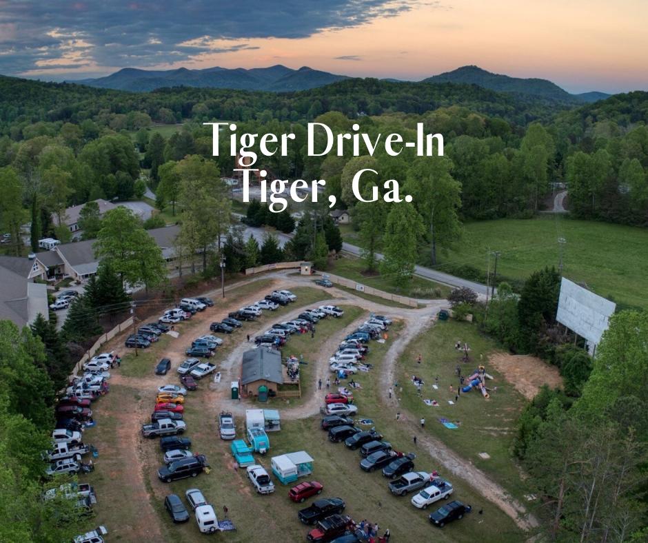 Tiger Drive-In Tiger, Ga.