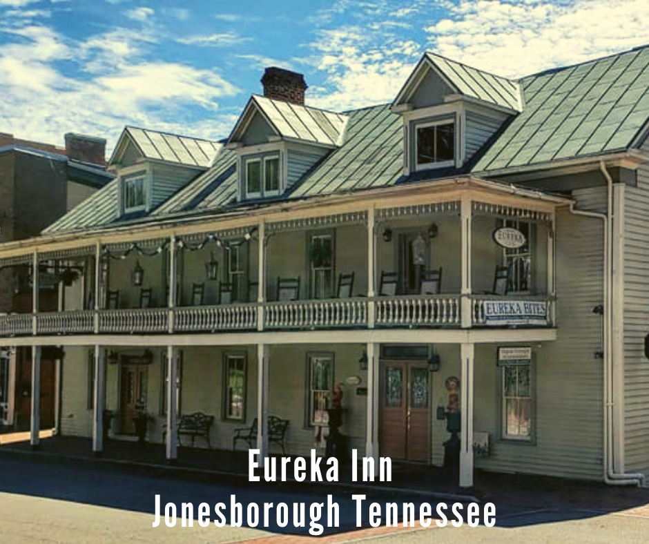 Historic Bed and Breakfast at Jonesborough Tennessee