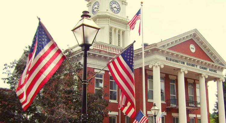 Washington County Courthouse Jonesborough Tennessee