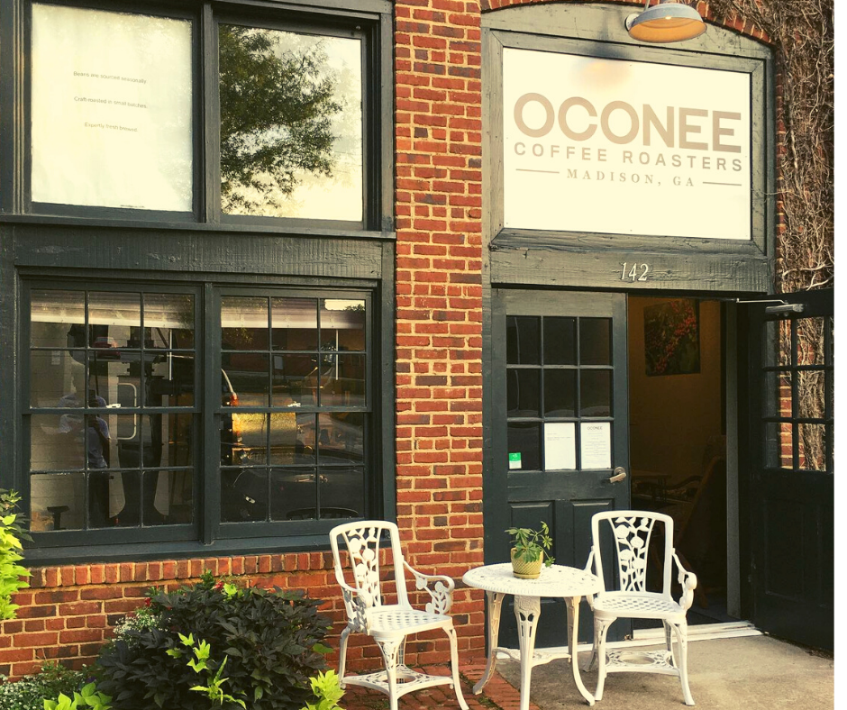 Oconee Coffee Roasters Madison Ga.
